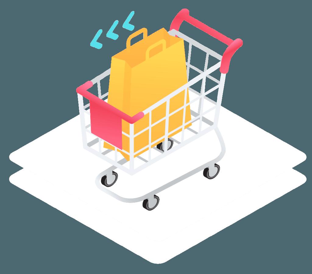 Tiendas en línea y comercio electrónico